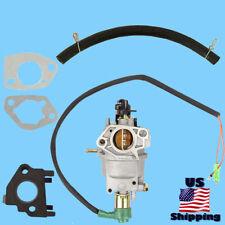 Ust Tools Carburetor With Electric Shutoff Gg7500 Gg7500n Jf182ph 2 6000 Generator