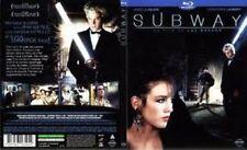 Subway Bluray Neuf sans cellophane (Isabelle Adjani et Christophe Lambert)