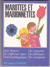 Marottes et marionnettes Henri DELPEUX