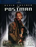 The Postman Kevin Costner Blu Ray NEW