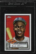 2019 Topps #TGCR-2 Jackie Robinson 1952T Chrome Greatest Card Reprint