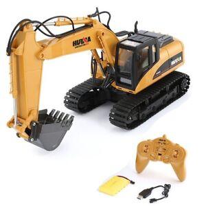 HUINA 1550 RC Excavator