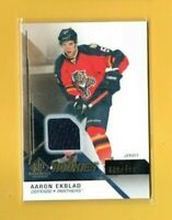 D19671  2014-15 SP Game Used Gold ROOKIE Jerseys #153 Aaron Ekblad #68/499