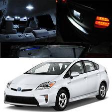For 09-15 Toyota Prius LED Light Xenon Bulb Kit 194 168 DE3021 DE3022 Qty = 10