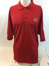 MLB Genuine Merchadise Cincinnati Reds 100% polyester Short Sleeve Team Shirt