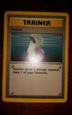 Near Mint or better Common Base Set Pokémon Individual Cards
