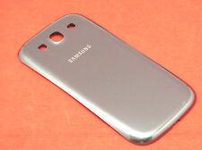 Original Samsung Galaxy S3 i9300 i9305 Akkudeckel Deckel Rückschale Schale Grau