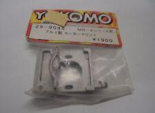 Nouveau YOKOMO ZS-304S MR-4 Aluminium Motor Mount Pièce De Rechange Nouveau Stock Ancien
