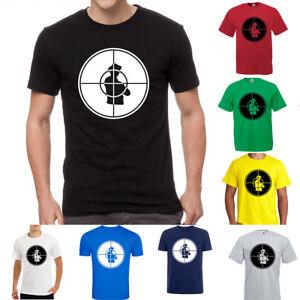 Public Enemy rap hip hop artists music Chuck D flavor flav symbol logo t-shirt