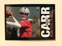 2014 Topps Chrome Derek Carr 1985 Rookie Card #18 - * MINT! WOW!! MUST SEE!!! *