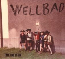 WELLBAD - THE ROTTEN   CD NEUF