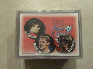 Manchester United Full Set 90 Trading Cards - Futera 1997