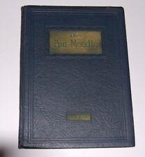 1928 Quitman High School Yearbook - Mississippi / Meridian / Pine Needle