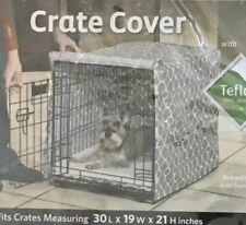 Quiet Time Defender Crate Cover Teflon Medium 30 X 19 X 21 Inches