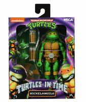 "NECA Teenage Mutant Ninja Turtles in Time Series 2 Michelangelo 7"" Action Figure"