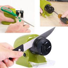 Electric Knife Sharpener Multi-functional Motorized Knife Blade Sharpener Tool