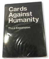 NEW Factory Sealed Cards Against Humanity Third Expansion Card Party Game