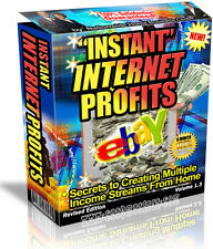 INSTANT INTERNET PROFITS PDF EBOOK FREE SHIPPING RESALE RIGHTS