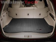 WeatherTech Cargo Liner Trunk Mat for Jeep Grand Cherokee - 2005-2010 - Black
