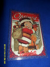 1995 CAMPBELL's SOUP COLLECTORS CARD 1926 A MERRY CHRISTMAS TO YOU