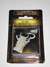 GRAND MYSTIC!!  Ral Partha Crucible Miniature 91-000!!  New+Sealed!!