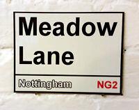 Newcastle Falcons rfc Kingston Park Metal Street Sign 2 Sizes Available football