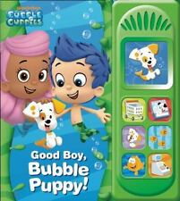 Nickelodeon Bubble Guppies: Good Boy, Bubble Puppy: Play-a-Sound Bubble Guppies