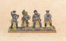 SGTS MESS G30 1/72 Diecast WWII German Four Officers