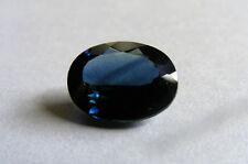 Eye Clean Excellent Cut Oval Blue Loose Natural Sapphires
