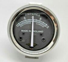 10x Riproduzione Lucas Amperometro 12 Amp Metro BSA, Triumph Norton Ajs Ariel