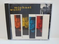 MICHAEL WOLFF ~ SELF TITLED ~ CK 57132 ~ 1993 SONY ~ LIKE NEW CD