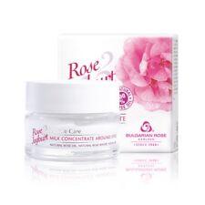 Rose Yoghurt Milk Concentrate Arond Eyes Stimulate Collagen&Reduce Wrinkles 15ml