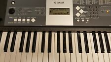 Yamaha YPT-230 Keyboard 61 Keys Electronic Piano, With Stand, charger