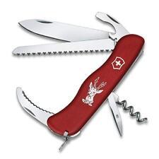 NEW in Box 0.8873 Victorinox Swiss Army Pocket Knife Hunter Red 53641