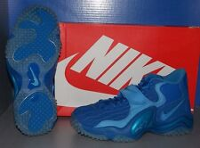 MENS NIKE AIR ZOOM TURF JET '97 NFL in colors BLUE / BLUE / COAST SIZE 10