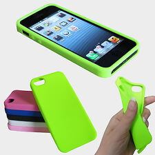 Handy Cover Uni iPhone 5S 5 Hard Case Etui Shutz Hülle Tasche Luxus V Neu