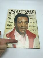 The Saturday Evening Post Magazine April 1986 Bill Cosby Vintage