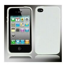 Cover Case Protection Silicone IPHONE 4 & 4S White Shell