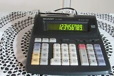 Sharp Calculator EL-1192BL Printer/Calculator