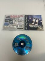 Test Drive 6 (Sony Playstation 1 ps1) Complete Tested
