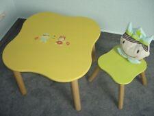 I`M TOY Kinder-Sitzgruppe PRINZ /Kinderstuhl + Kindertisch /Echtholz/Holz/Junge