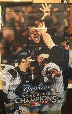 New York Yankees 2009 World Championship Banner, 5' X 3', New In Package