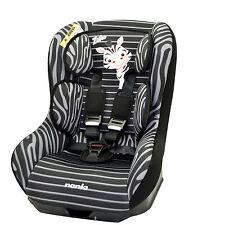 TT Nania Driver Group 0+ - 1 Recliner Baby Car Seat Zebra Zebre