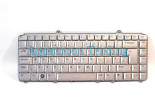 New RN127 Genuine Dell Inspiron 1410 1420 1421 Silver UK-English Keyboard NK844