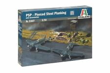 Italeri 1/72 PSP Pierced Steel Planking and Accessories Model kit #1327 New Box