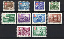 TWO in ONE - Hungary 1973-1985. Colorful porto postage due, 2 sets ! MNH (**)