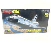 """Revell Snap Tite Space Shuttle Model Kit 1:200 Item #85-1188  """"Mfg. Sealed"""" 2011"""