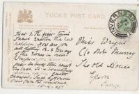 Inverness [1] 15 Apr 1905 Scottish Postmark 709b