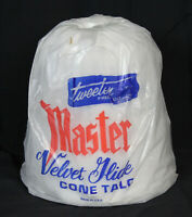 Masters Velvet Glide Cone Talc Cone Chalk by Tweeten Pool Billiards Gaming New