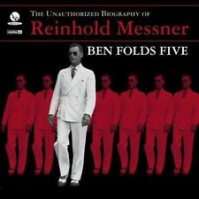 BEN FOLDS FIVE - Unauthorized Biography of Reinhold Messner (CD 1999) USA EXC
